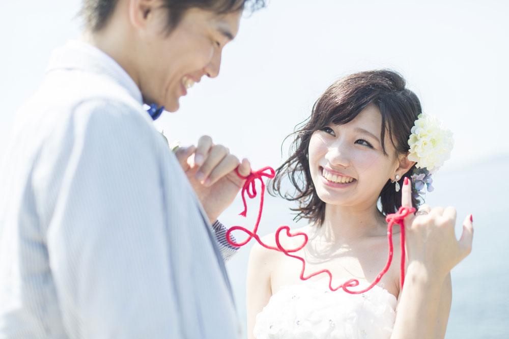 結婚相談所で知り合って結婚したカップル