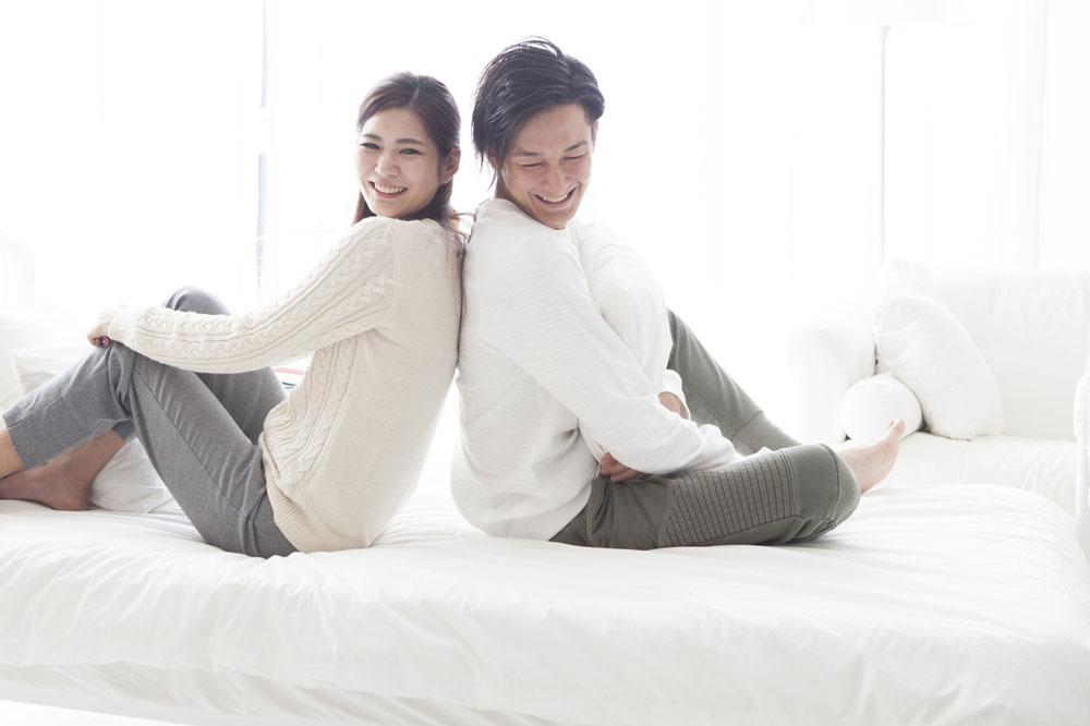 アドバイスどおり結婚後も愛する努力をする夫婦