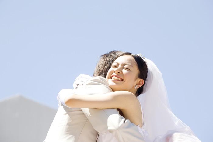 結婚した女性