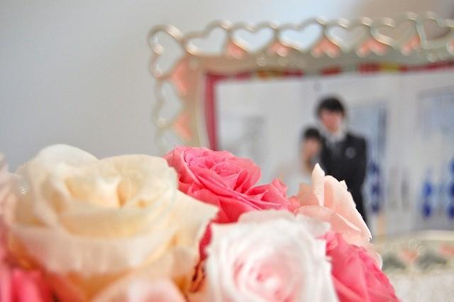 結婚したカップルのイメージ
